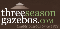 Three Season Gazebos